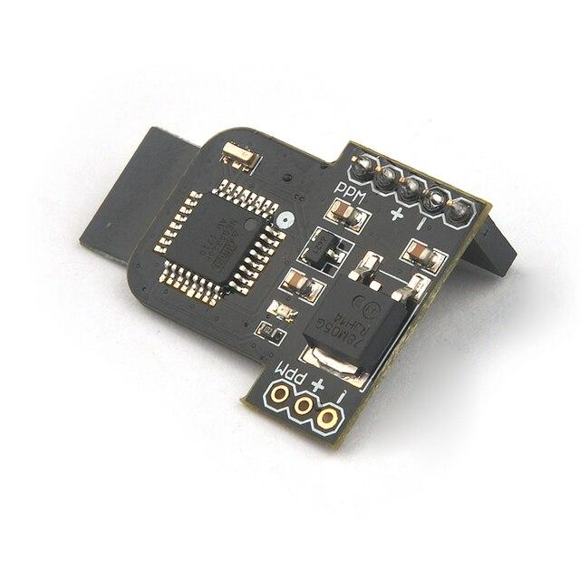 JMT MTX9D Multiprotocol Módulo de Freqüência de Rádio Cabeça TOY-MTX para Frsky TX Multi Protocolo X9D X9D Plus X12S Flysky TH9X 9XR PRO