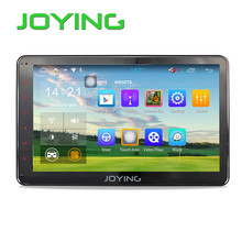 Joying 10 inch Android 4.4 AutoRadio Stereo Single 1 din Quad Core Universal Car Multimedia Player HD Capacitive GPS Car Radio
