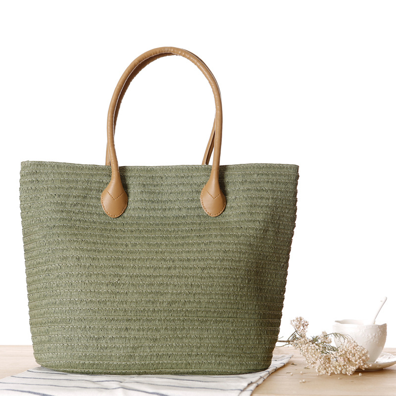 Aliexpress.com : Buy New Summer Fashion Shopping Tote Beach Bag ...