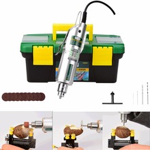 Mini Drill Electric Drill 220V Variable Speed Rotary Tool With Power Tools Accessories Mini Grinder
