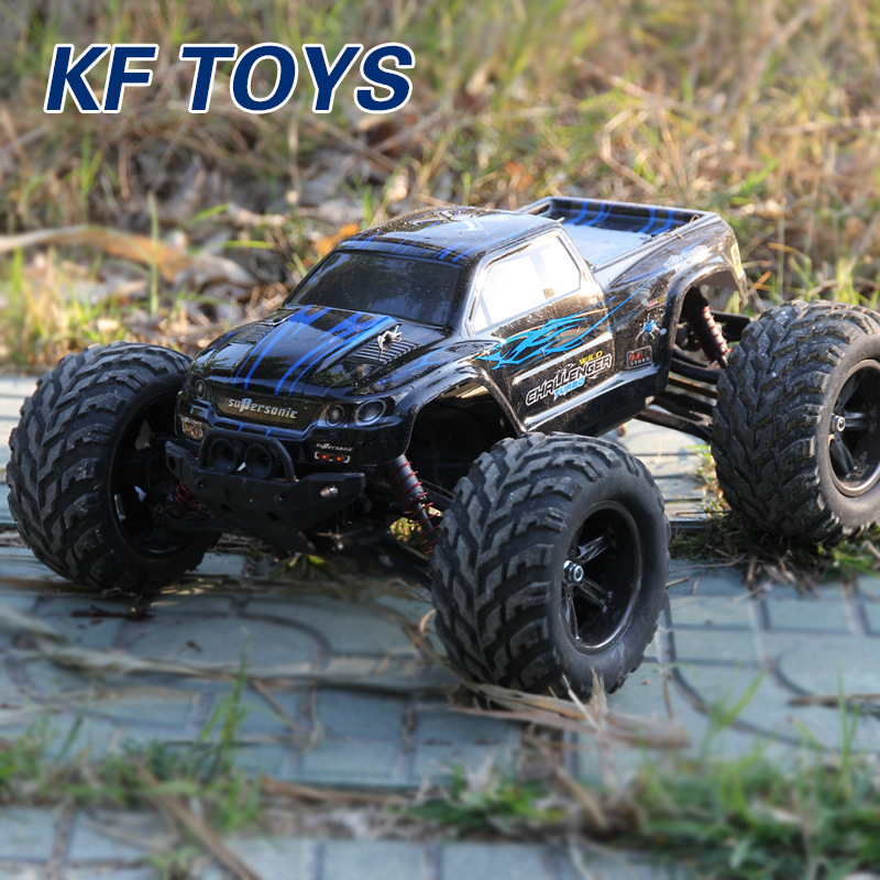 Gptoys S911 Off-road Big Wheels Electric RC Monster Truck High Speed 40km/h Radio Control Super Power Car VS WL A969 A979 A949