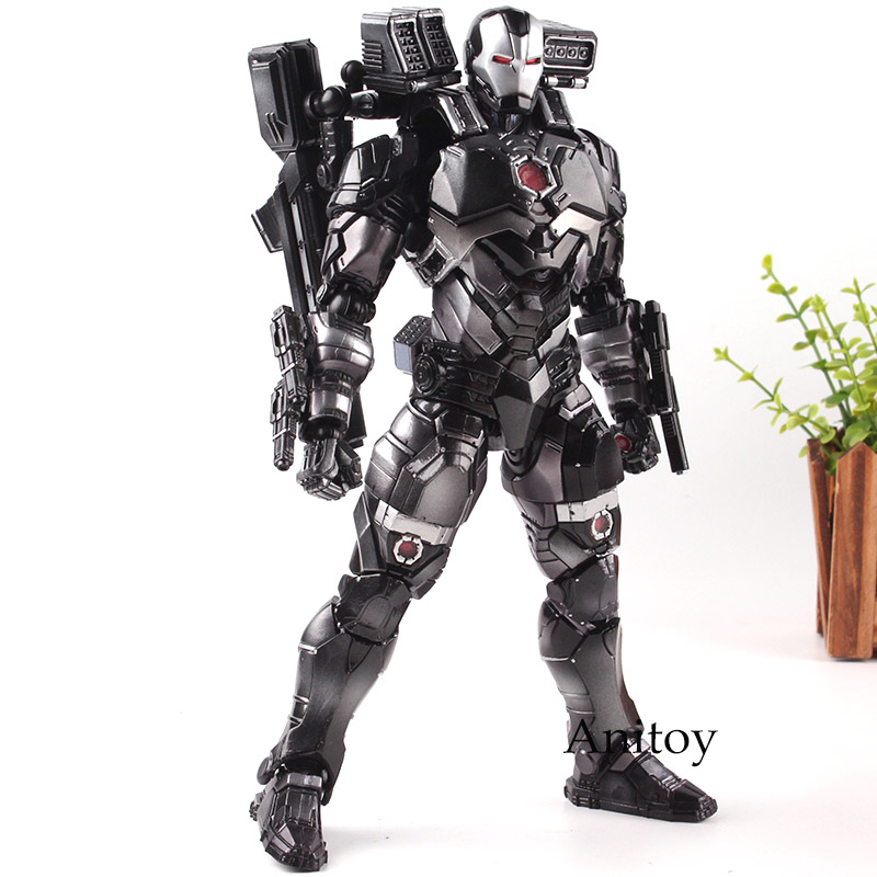 Marvel Universe War Machine Variant Play Arts Kai Action Figure PVC Marvel Legends Figures Collection Model Toys