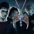Venda quente Harry Potter Coroa Ravenclaw Ravenclaw Colégio Tesouros Colar Retro Colocar em pode fazer as pessoas inteligentes N0324