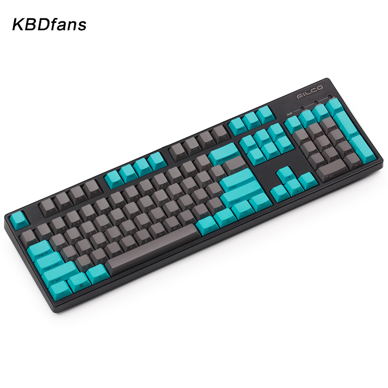 все цены на side printed keycaps grey and green PBT cherry profile for wried mechanical gaming keyboard mac онлайн