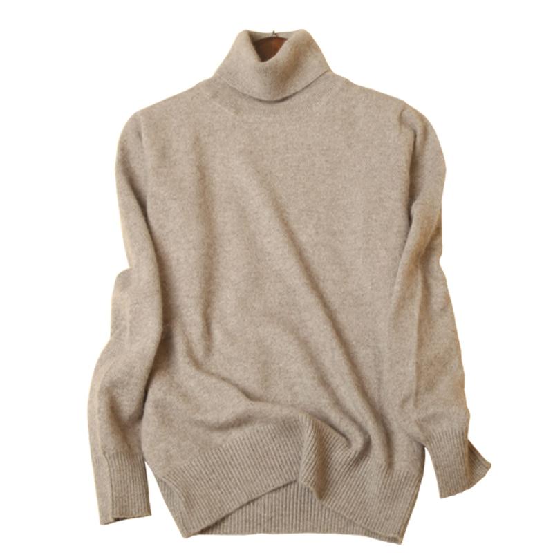 JINJIAXIAN Primavera y Otoño nuevo suéter de las mujeres suéter de - Ropa de mujer