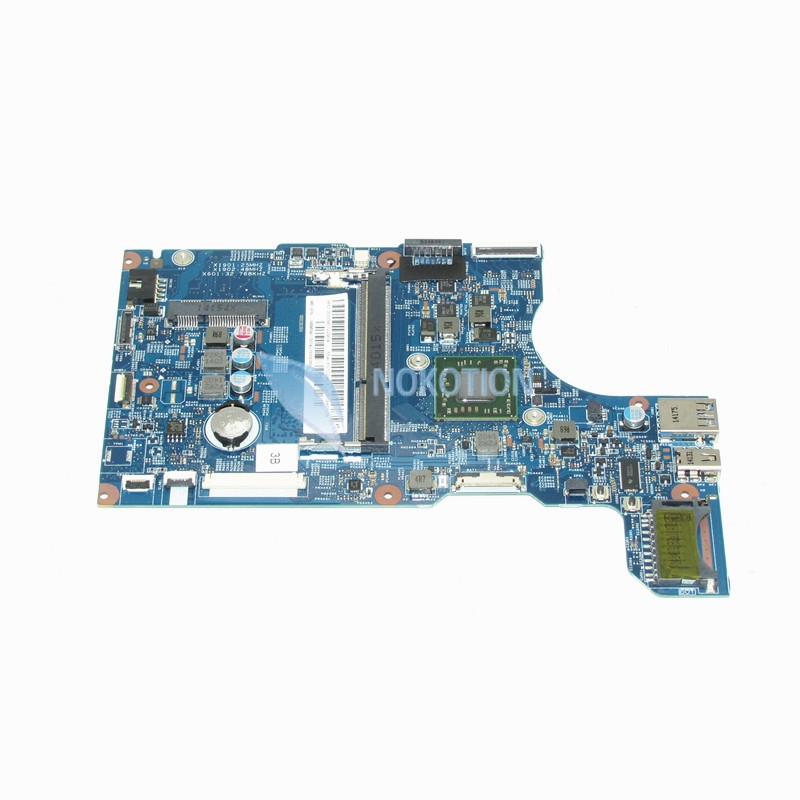 NOKOTION 48.4LK02.031 NBM8W11005 Laptop motherboard For acer aspire V5-122P A4-1250 cpu onboard Mainboard works nokotion la 5481p laptop motherboard for acer aspire 5516 5517 5532 mbpgy02001 mb pgy02 001 ddr2 free cpu mainboard