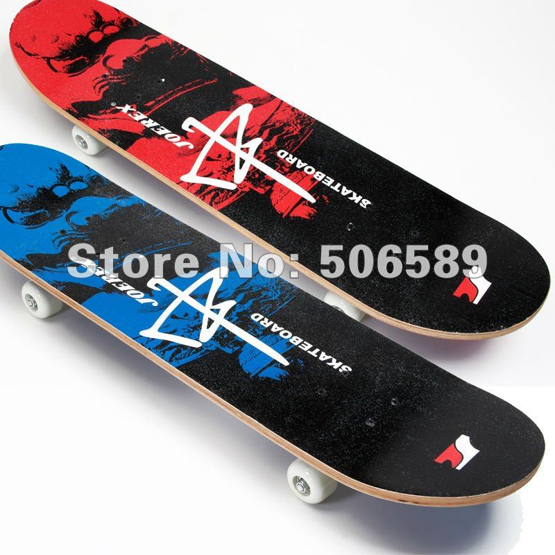 free shipping high quality skate board maple wood nice layers 5174free shipping high quality skate board maple wood nice layers 5174