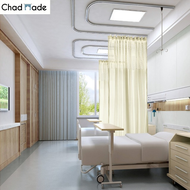 Charmant ChadMade Solide Moderne Rideaux Pour Lu0027hôpital Clinique Médical Laboratoires  Et SPA