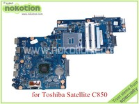 Brand New H000038360 Laptop Motherboard For Toshiba C850 L850 HM70 Mother Board DDR3 Free Cpu