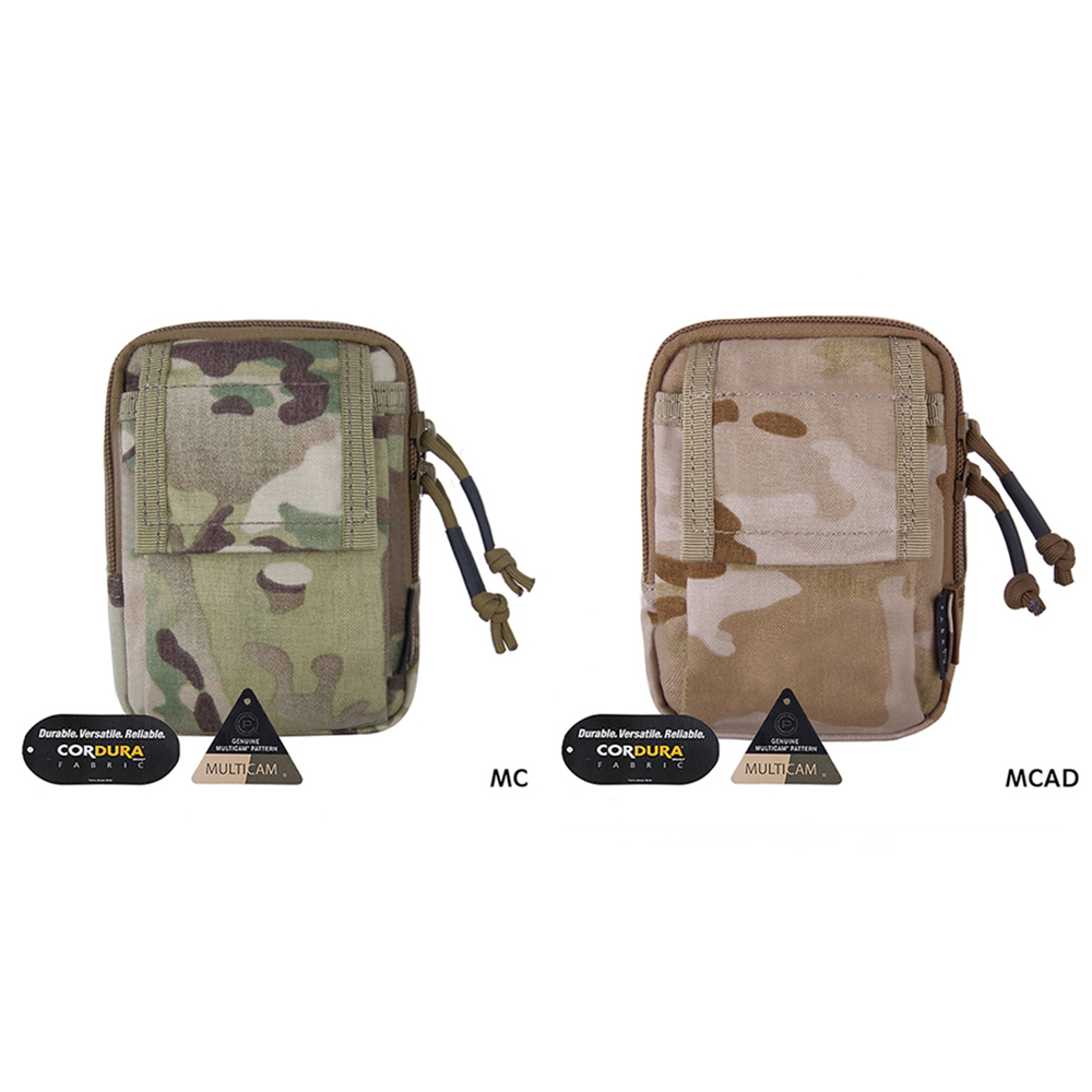 emersongear Emerson MOLLE Detective Equipment Waist Bag Military Hunting Tactical General Purpose Utility Accessories Pouch