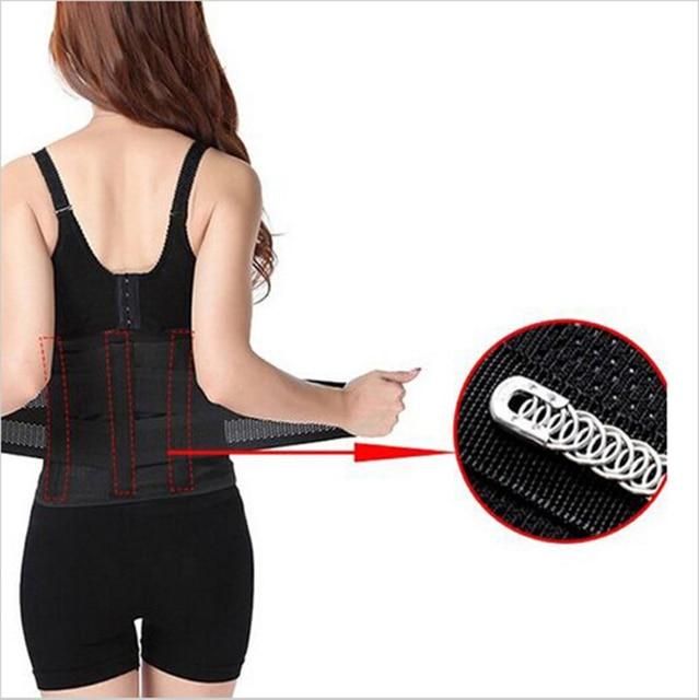 58ada1b9511bb Waist Trainer Slimming Belt Body Shaper Underwear Tummy Trimmer Corset Miss  Belt Hot Shapers Fajas Fajas Reductoras