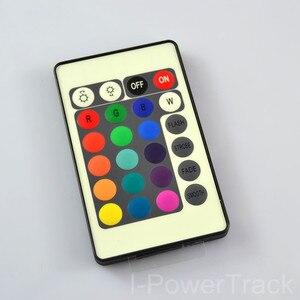 Image 5 - 10W Farbe AC85V 265V Ändern Remote Einbau Schrank RGB LED Lampe Decke Scheinwerfer DownLight bunte led Licht Für home zimmer