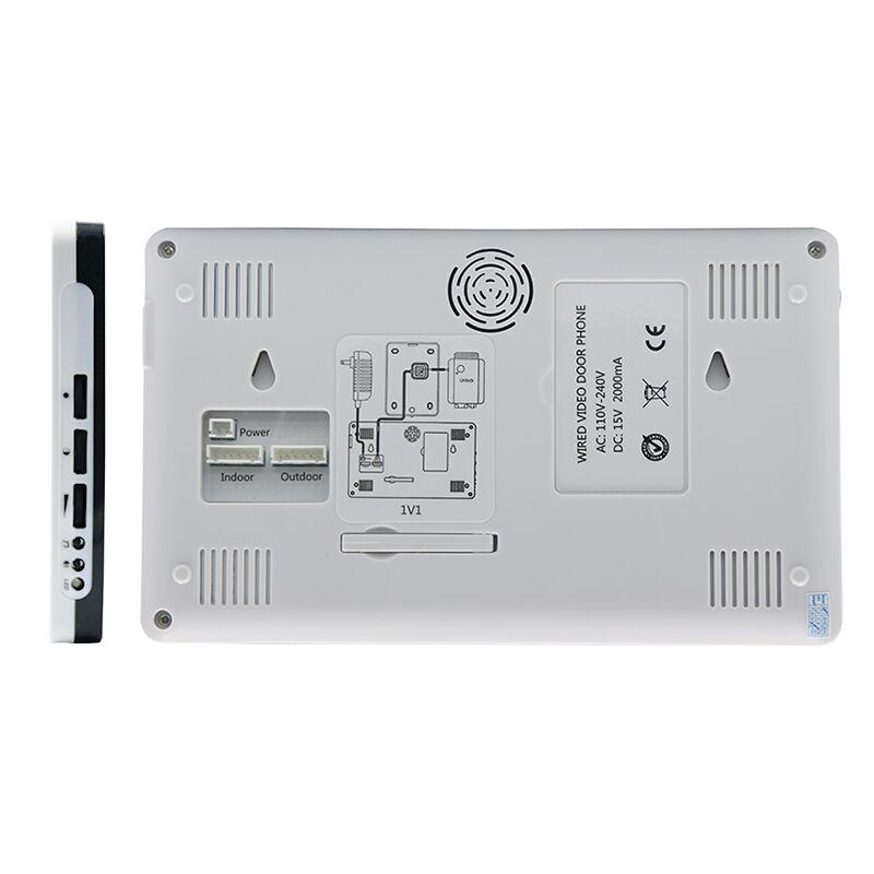 wired video door phone 2