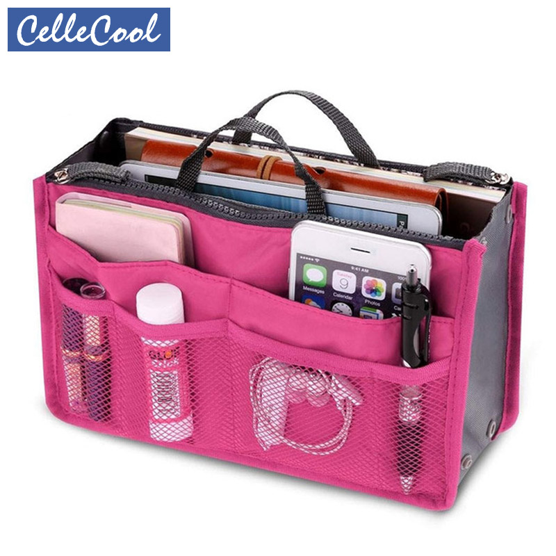 CelleCOOL Zipper Makeup bag Neceseries Cosmetic bag Small Handbag Travel Organizer Storage Bag for toiletries toiletry kit CC001 cellecool zipper makeup bag neceseries cosmetic bag small handbag travel organizer storage bag for toiletries toiletry kit cc001