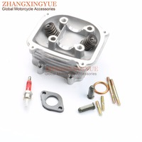 150cc 155cc 180cc 200cc NON EGR Cylinder Head Kit for Xingyue ITA 150 Scooter GY6 150cc 157QMJ 4T