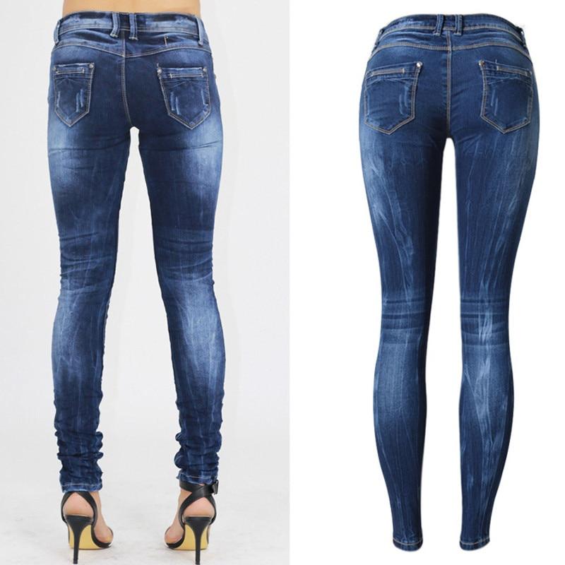 U05deu05d5u05e6u05e8 - 2016 Sexy Low Waist Jeans Woman Skinny Denim Pant For Women Boyfriend Jean For Women ...