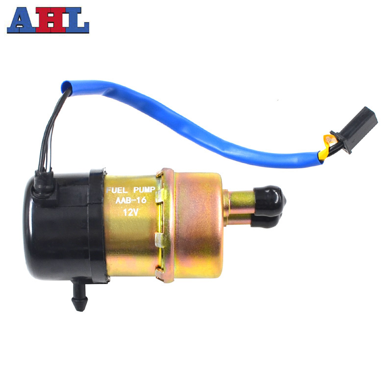 Motorcycle Engine Electric Gasoline Fuel Pump For Suzuki Intruder 1400 VS1400GLP 700 VS700 750 VS750GLP Marauder 800 VZ800 86-04 for suzuki intruder 1400 1500 lc boulevard s83 c90 marauder 800 wing motorcycle foot pegs motorcycle part