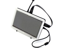 Buy module Waveshare 7inch Raspberry Pi HDMI LCD Rev.2.1 800*480 Touch Screen with case Display Support Raspberry Pi 2 B/3 B Banana