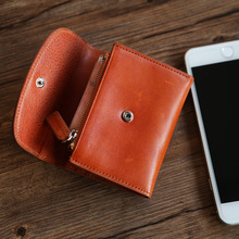LANSPACE  womens leather coin purses holders fashion wallet female famous brand card holder