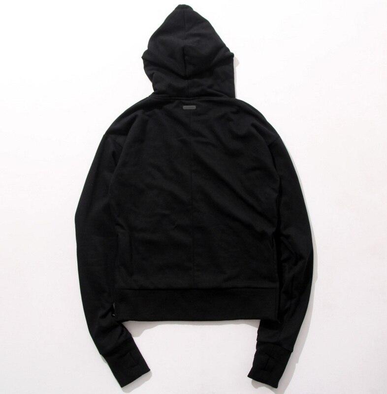 hype mens fashion hip hop 2015 streetwear M 2XL plain black side ...