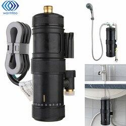 Instant Verwarming Elektrische Boiler Temperatuur Verstelbare Badkamer Bad Douche Tap Wastafelmengkraan Kraan 5500 W Keuken