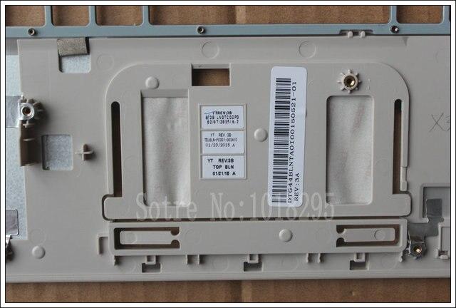 Nouvelle housse pour ordinateur portable pour TOSHIBA S55T-B TELBLN-PC001-003A10 en argent