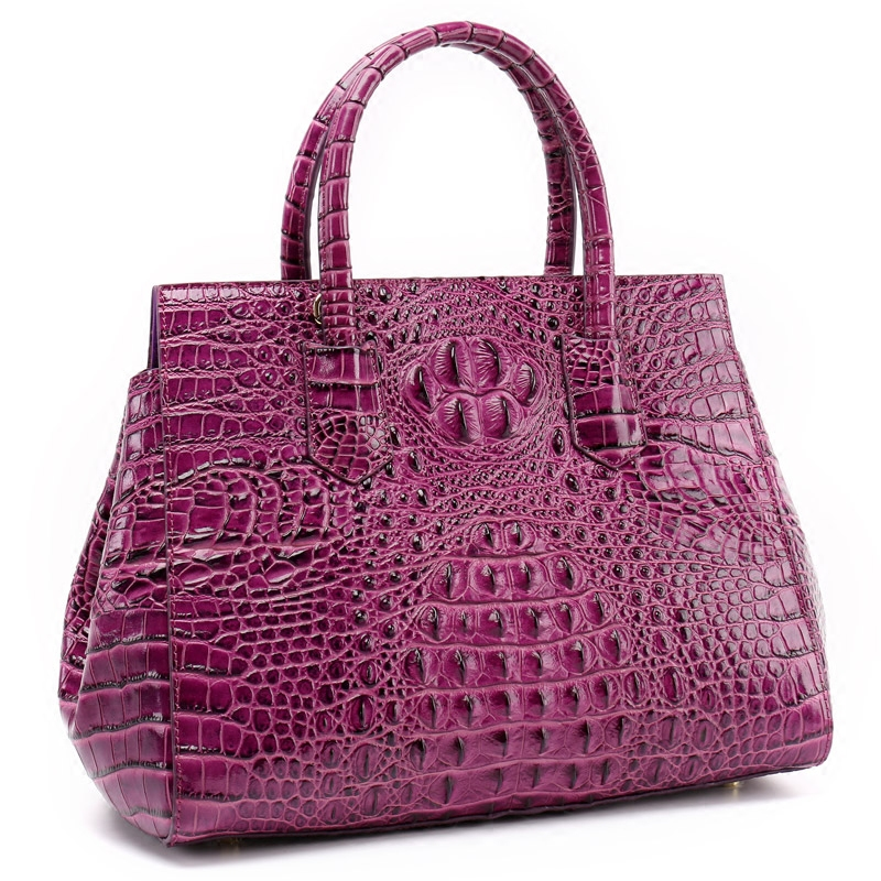 High-grade New Professional Women Alligator Casual Tote Genuine Leather Bags Handbag Lady Crocodile Skin Ladies Business BagHigh-grade New Professional Women Alligator Casual Tote Genuine Leather Bags Handbag Lady Crocodile Skin Ladies Business Bag
