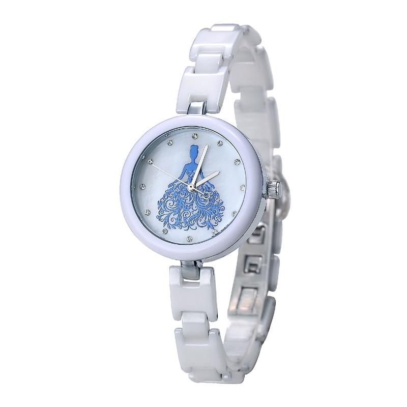 HOT Sale KEZZI Top New Brand Ceramic Strap Watches Women Dress Watch,Quartz Analog Military Watch Waterproof Wristwatch k1238 2016 new luxury brand kezzi waterproof