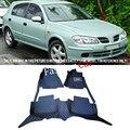 For Nissan Sunny N16 2001 2002 2003 2004 2005 Car Floor Mats