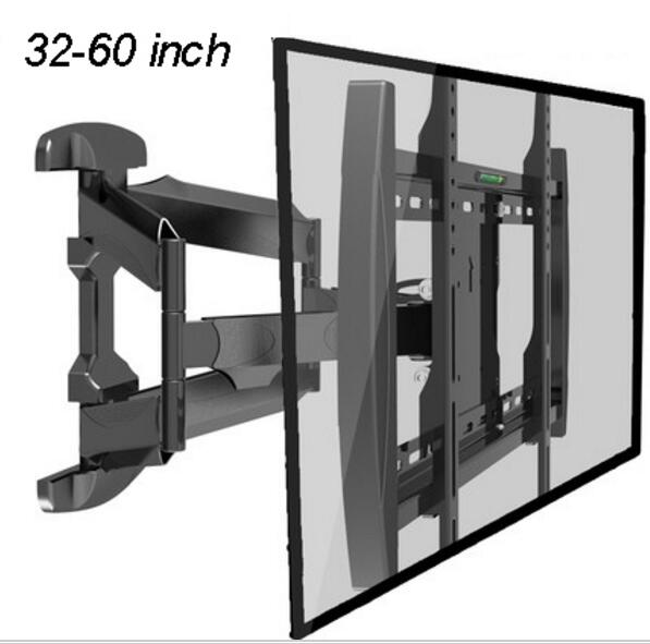 32 60 Zoll Full Motion Tv Wandhalterung 6 Schaukel Arme Bracket Mit  Kabelmanagement In 32 60 Zoll Full Motion Tv Wandhalterung 6 Schaukel Arme  Bracket Mit ...