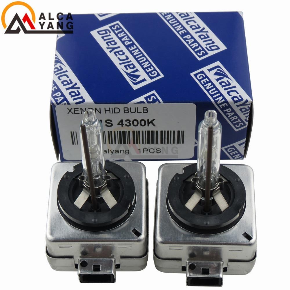 Malcayang New Brand 2pcs D1S D3S D2S D2R D4S D4R 4300K 6000K Xenon Bulbs Lamps Lights Lighting Car Headlight For Audi BMW Benz