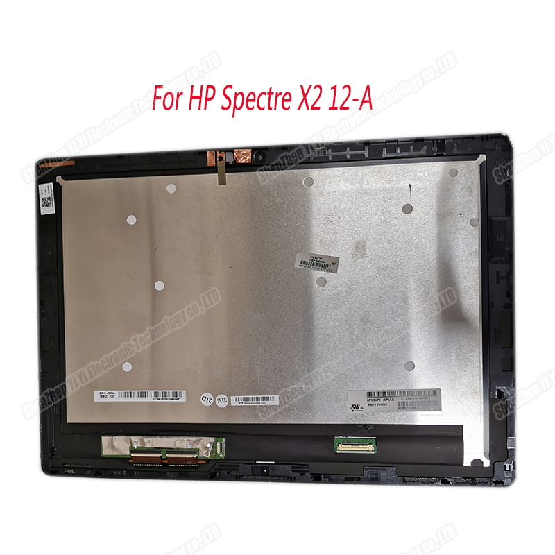 HP Spectre X2 Detachable 12-A009NR Touch Screen LED+Digitizer assembly