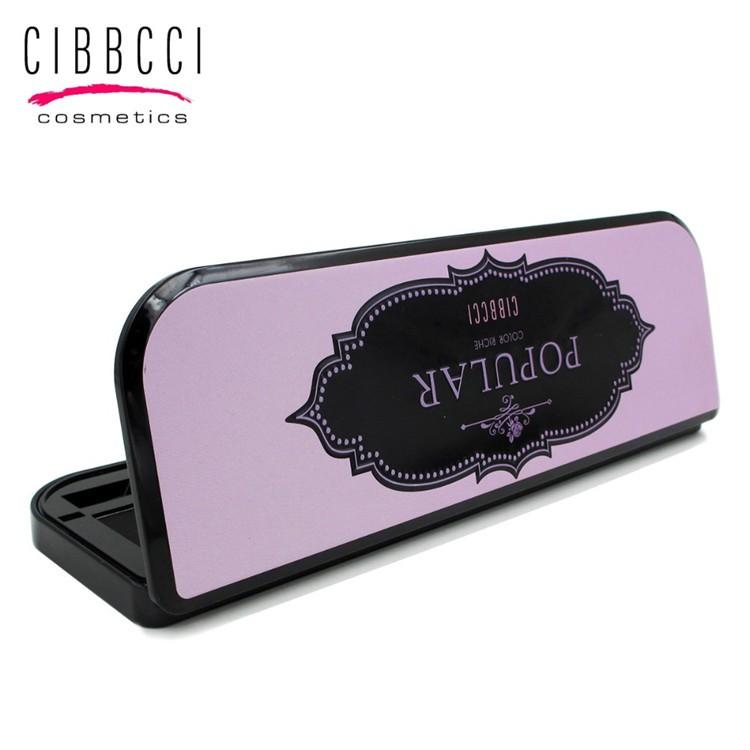 CIBBCCI-Eye-Shadow-Pallte-10colors-Makeup-Shimmer-Matte-Eyeshadow-Palette-With-Brush-1pcs (4)