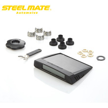 Steelmate TP-S2 TPMS Car Tire Pressure Monitoring System Alarm System LCD Display