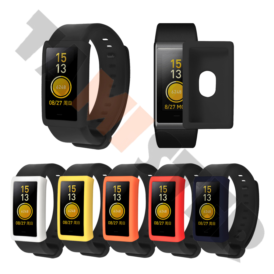 Protective Case for Xiaomi <font><b>Huami</b></font> <font><b>Amazfit</b></font> <font><b>Cor</b></font> <font><b>Midong</b></font> Band Silicone Soft Cover Shell for <font><b>Amazfit</b></font> <font><b>Cor</b></font> Smart Wristband Accessoriess image