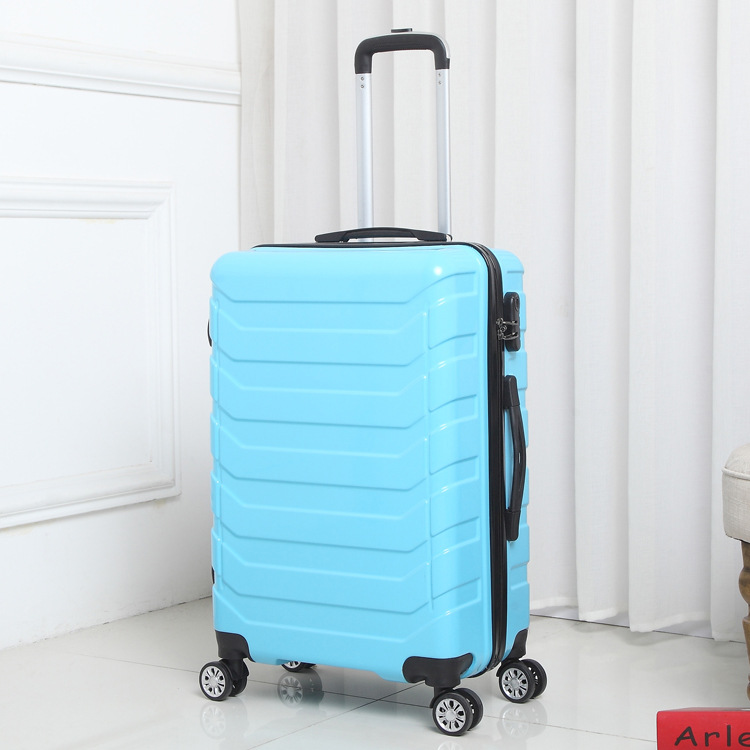 20/24/28'' Suitcase on Wheels Women Travel Trolley Rolling Luggage Double Face Butterfly Fashion Student Spinner Cabin Luggage - 4
