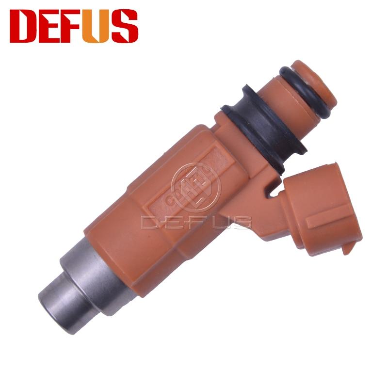 6 Pieces Fuel Injector for 00-05 Mitsubishi Eclipse//01-05 Dodge Stratus 3.0L V6