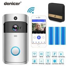 Denicer Smart IP Video Intercom WIFI Video Ring Phone Door B