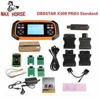 OBDSTAR X300 PRO3 Key Master OBDII X300 Key Programmer Odometer Correction Tool EEPROM/PIC Update Online better than skp 900