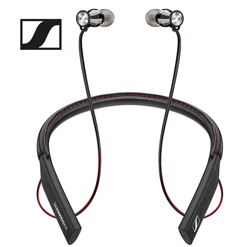 Sennheiser MOMENTUM In-Ear Wireless Bluetooth earphones 4.1 In-Ear Headset Stereo Sports Metel+soft sheepskin Sports earphone momentum часы momentum 1m dv76b7b коллекция torpedo