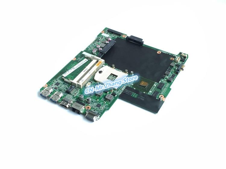 SHELI FOR Lenovo Z480 Laptop Motherboard 11S90000125 90000125 DALZ2AMB8F0 DDR3 Test 100% good