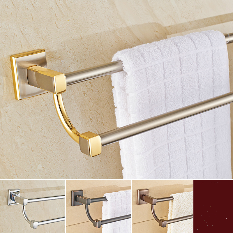 towel bar mounting bathroom hardware sets v91 antique copper bronze
