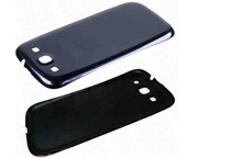 10PCS/Lot For Samsung Galaxy S3 i9300 New OEM Black White Blue Battery Door Back Cover Housing Case Free Shipping