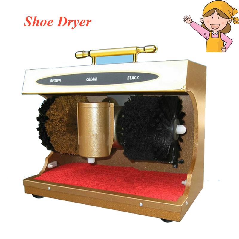 Popular Fashion Shoe Dryer 1PC 220V 45W Automatic Semiportable Horizontal Induction Household Shoe Polisher Sensor HF-G4 wireless smoke fire detector for wireless for touch keypad panel wifi gsm home security burglar voice alarm system