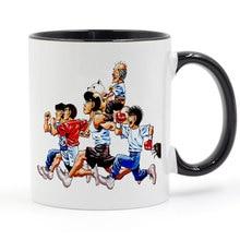 цена на Hajime No Ippo Mug Coffee Ceramic Cup Creative DIY Gifts Home Decor Mugs 11oz T1426