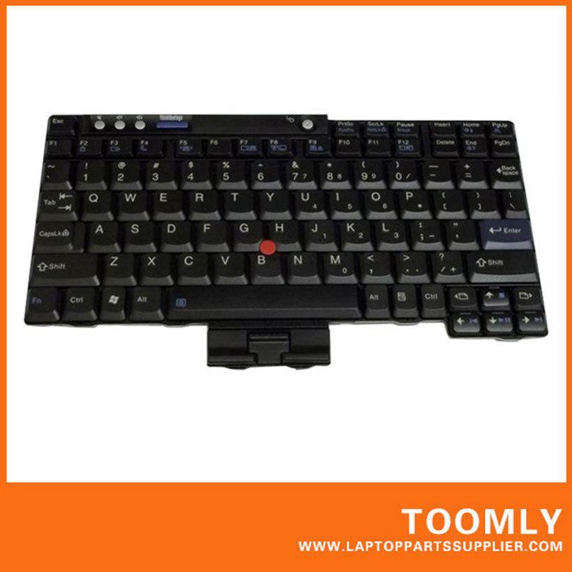 Free Shipping Laptop Replacement Keyboard for Lenovo IBM Thinkpad X60 X60s X61 X61s US Version English Keys Black Desktop Tablet original laptop keyboard for ibm lenovo thinkpad t460p us keyboard 00ur395 free shipping