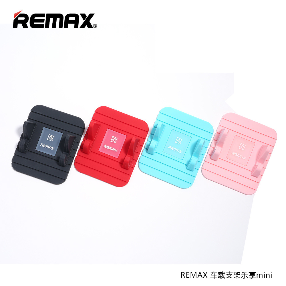 Remax Car Phone Holder Soft Silicone Anti Slip Mat Soporte para - Accesorios y repuestos para celulares - foto 5