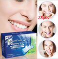 28 PCS Professional Home Teeth Whitening pills Strips Tooth Bleaching Whiter Whiter strips