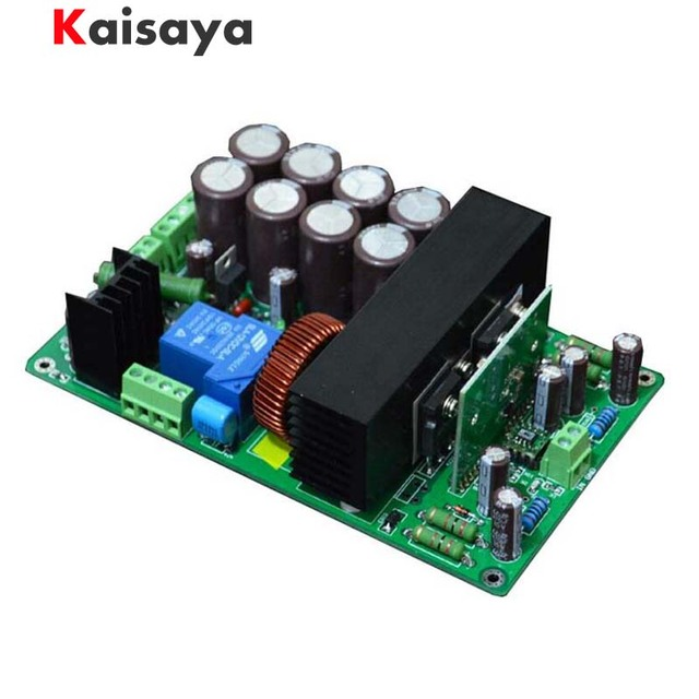 US $51 98 29% OFF|HIFI High Power IRS2092+IRFB4227 Class D Mono Digital  amplifier board 1000W Stage amplifiers board B5 006-in Amplifier from  Consumer