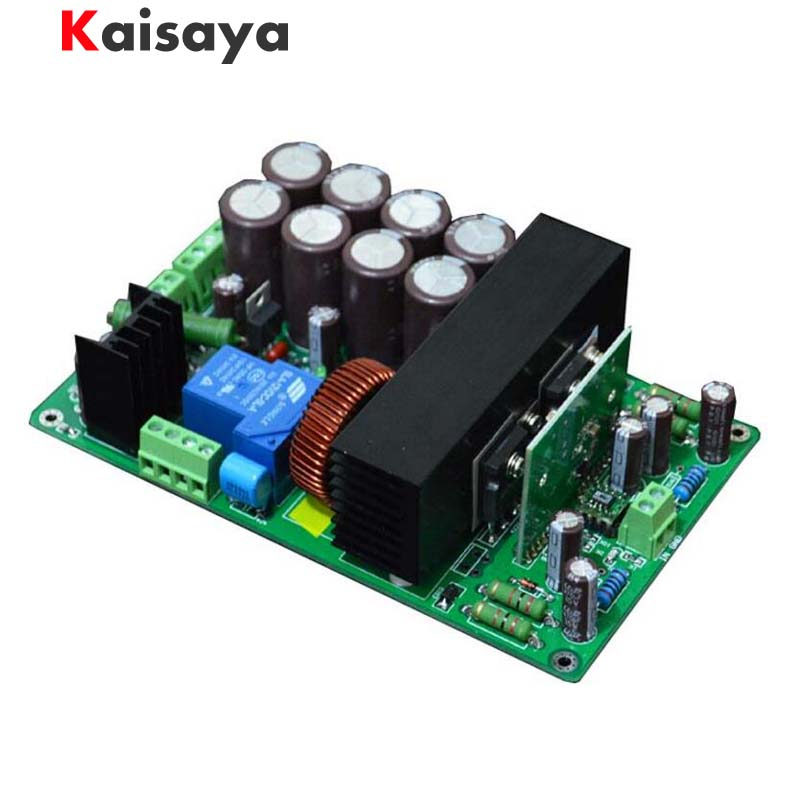 HIFI High Power IRS2092+IRFB4227 Class D Mono Digital amplifier board 1000W Stage amplifiers board hifi irs2092 irfb4227 mono amplifier board class d power amp board 1000w